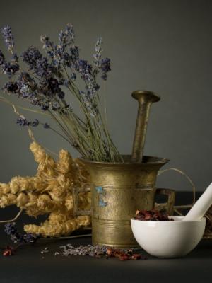 Natural medicine is a craft